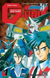 Couverture Mobile Suit Gundam Wing : G-Unit