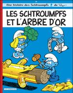 Couverture Les Schtroumpfs et l'arbre d'or - Les Schtroumpfs, tome 29