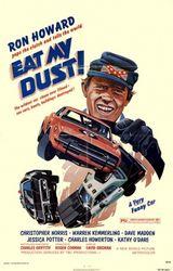Affiche Eat my dust !