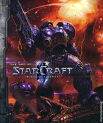 Couverture The Wing of Liberty - The Art of Starcraft 2