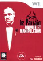 Jaquette Le Parrain : Pouvoir et Manipulation