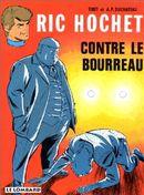 Couverture Ric Hochet contre le bourreau - Ric Hochet, tome 14