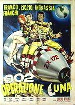 Affiche 002 Operazione Luna