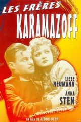 Affiche Les Frères Karamazov
