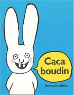 Couverture Caca boudin