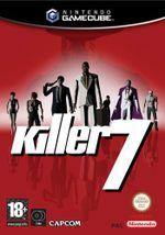 Jaquette Killer7