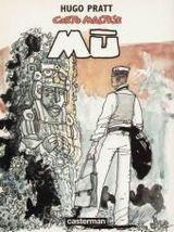 Couverture Mû - Corto Maltese, tome 10