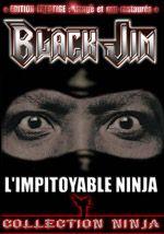 Affiche Black Jim, l'Impitoyable Ninja