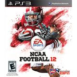 Jaquette NCAA Football 12