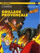 Couverture Grillade provencale - Léo Loden, tome 4