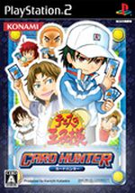 Jaquette The Prince of Tennis : Card Hunter