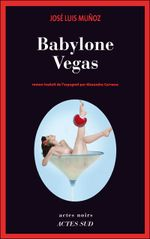 Couverture Babylone Vegas