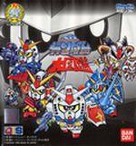 Jaquette SD Gundam Daizukan