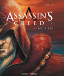 Couverture Accipiter - Assassin's Creed, tome 3