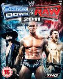 Jaquette WWE Smackdown Vs. Raw 2011