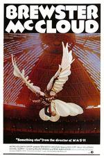 Affiche Brewster McCloud