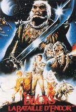 Affiche L'Aventure des Ewoks : La Bataille d'Endor