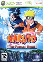 Jaquette Naruto : The Broken Bond