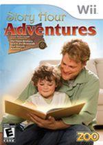 Jaquette Story Hour Adventures