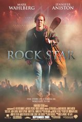Affiche Rock Star
