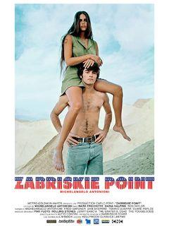 Affiche Zabriskie Point