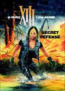 Couverture Secret défense - XIII, tome 14