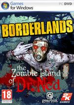 Jaquette Borderlands : The Zombie Island of Dr. Ned