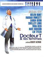 Affiche Docteur T & les femmes
