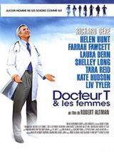Affiche Docteur T et les Femmes