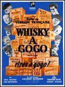 Affiche Whisky à gogo