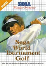 Jaquette Sega World Tournament Golf