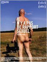 Affiche Il n'y a pas de rapport sexuel