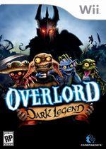 Jaquette Overlord : Dark Legend