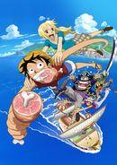 Affiche One Piece : Romance Dawn Story