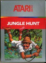 Jaquette Jungle Hunt
