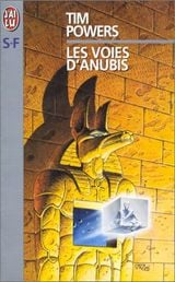 Couverture Les Voies d'Anubis