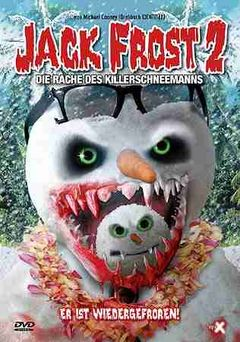 Affiche Jack Frost 2 : Revenge of the Mutant Killer Snowman