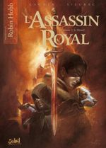 Couverture Le Bâtard - L'Assassin royal, tome 1