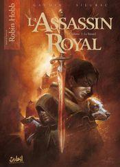 Couverture Le Bâtard - L'Assassin royal, tome 1