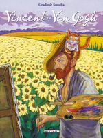 Couverture Vincent et Van Gogh, tome 1