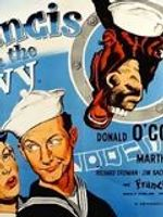 Affiche Francis in the navy