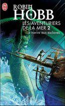 Couverture Le Navire aux esclaves - Les Aventuriers de la mer, tome 2