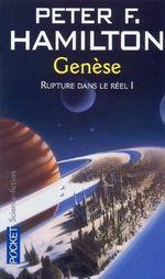 Couverture Genèse - Rupture dans le réel, tome 1