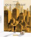 Couverture Quai d'Orsay : Chroniques diplomatiques, tome 2