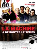 Affiche La Machine à démonter le temps