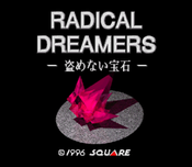 Jaquette Radical Dreamers