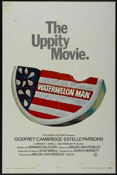 Affiche Watermelon Man