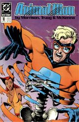 Couverture Origin of the Species - Animal Man, tome 2