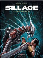 Couverture Liquidation totale - Sillage, tome 14