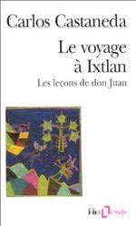 Couverture Voyage à Ixtlan - Les leçons de don Juan